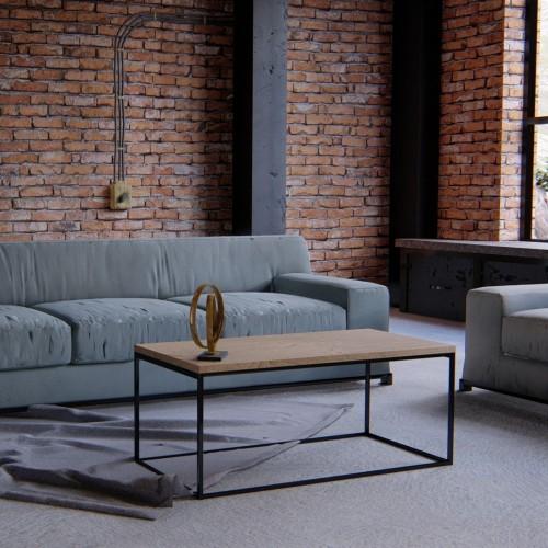 Salon industrialny – trendy w architekturze wnętrz