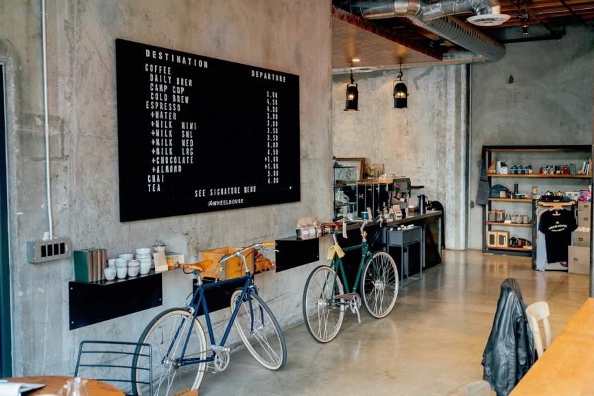 Industrialne i loftowe wyposażenie kawiarni, restauracji i pubów