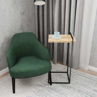 Industrialny stolik pomocniczy LIVORNO  loft