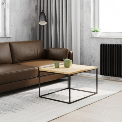 Stolik kwadratowy kawowy do salonu FLORENCJA