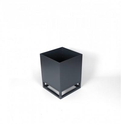 Donica z metalu 30x30x30 SONDRIO