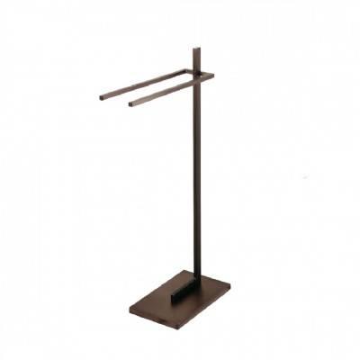 Metalowy stojak na ręczniki loft BARLETTA